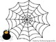 What's in Spidey's Web? {An open ended activity}