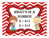 What's in a number - Envision Topic 9