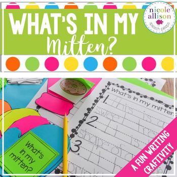 What's in my Mitten? {Craftivity}