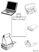 """What's in the bag?"" Parts of Speech & Inferencing Games"