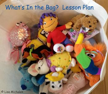 What's in the bag?  Ecology Lesson Plan