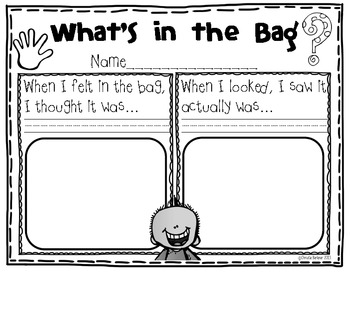 What's in the bag? {Writing Prompt}