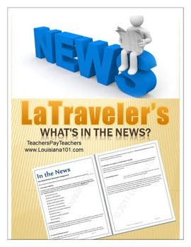 LOUISIANA - What's in the news?