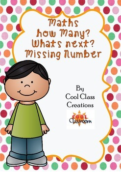 Number Fun (Interactive Workbook for students with Autism)