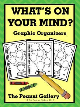 What's on Your Mind? (Graphic Organizers)