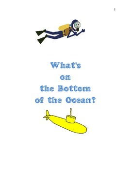 What's on the Bottom of the Ocean?