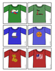 What's on your Shirt?  Improve student's excessive language skills