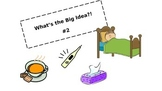 What's the Big Idea?! Main Idea and Supporting Details Activity