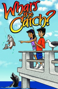"""""""What's the Catch?"""" Educational Comic Book"""