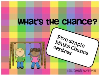 What's the Chance? Chance/Probability Centers