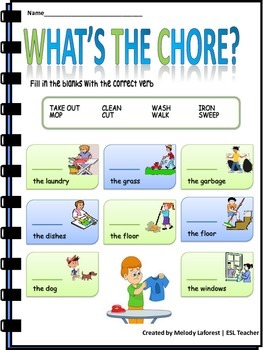 What's the Chore?