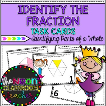 What's the Fraction? Roam the Room Activity