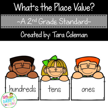 What's the Place Value?  2.NBT.1