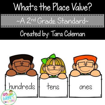 What's the Place Value?  2.NBT.1
