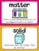 What's the Matter? A Science Unit About Solids, Liquids, and Gases