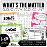 What's the Matter - Elementary Science Unit on Matter