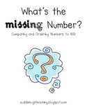 What's the Missing Number?  Comparing and Ordering Numbers to 100