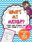 What's the Mistake? 3rd grade {Common core} Operations and Algebraic Thinking