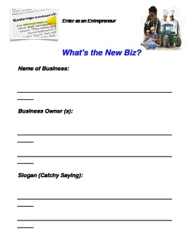 What's the New Biz?