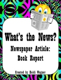 What's the News? Book Report