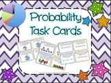What's the Outcome? Probability Task Cards