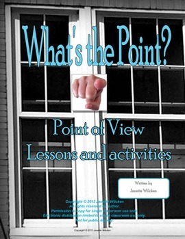 What's the Point?  Point of View Lessons and Activities
