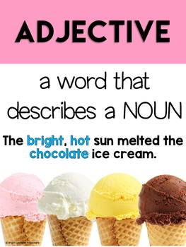 Adjective and Adverb Activities