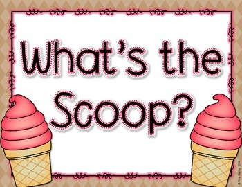 What's the Scoop? Current Events in the Primary Classroom