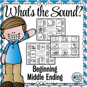 What's the Sound Phonics