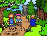 What's the Time Mr. Wolf? Telling Time Fun!