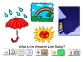 What's the Weather like Today? Book by Lyn Phoenix