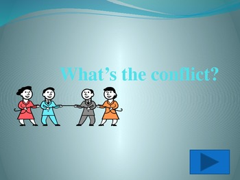 What's the conflict?