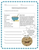 What's wrong with this recipe? A great math activity
