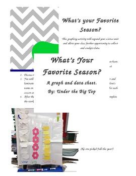 What's your Favorite Season? Graph it!