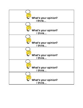 What's your opinion? Bookmark