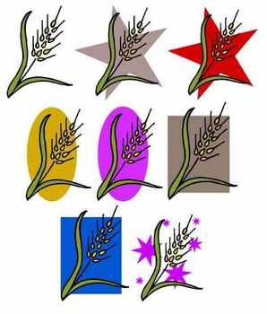 Wheat Cliparts
