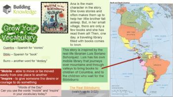 Wheatley: Nasreen's Secret School and Waiting for the Biblioburro