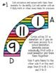 Wheel Relays - Rainbow Math Set #1