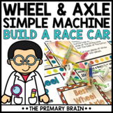 Wheel and Axle Simple Machine - Race Car STEM Activity