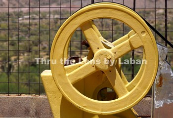 Wheel and Pulley Stock Photo #134