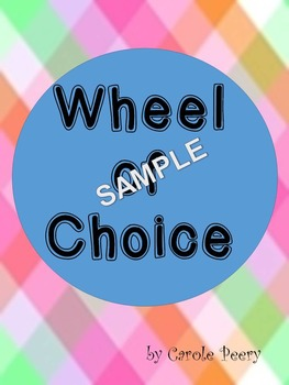 Wheel of Choice