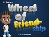Wheel of Friendship - Interactive PowerPoint / Whiteboard Game