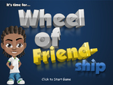 Wheel of Friendship - Interactive PowerPoint / Whiteboard Game