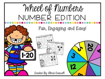 Wheel of Numbers