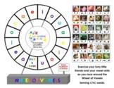 Wheel of Vowels