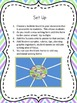 "Wheel of Writing Forms Set with ""I Can"" Anchor Charts for Writing Centers"