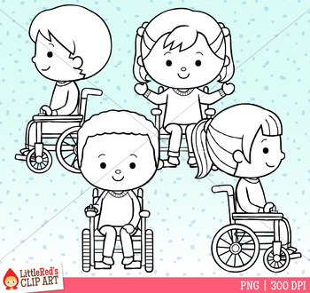 Wheelchair Clip Art