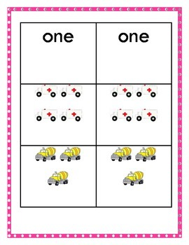 Counting sets to four with Wheels