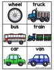 Wheels (All About Transportation) Journeys 2017