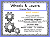 PRINTABLE SLIDES Wheels and Levers Simple Machines Grade F